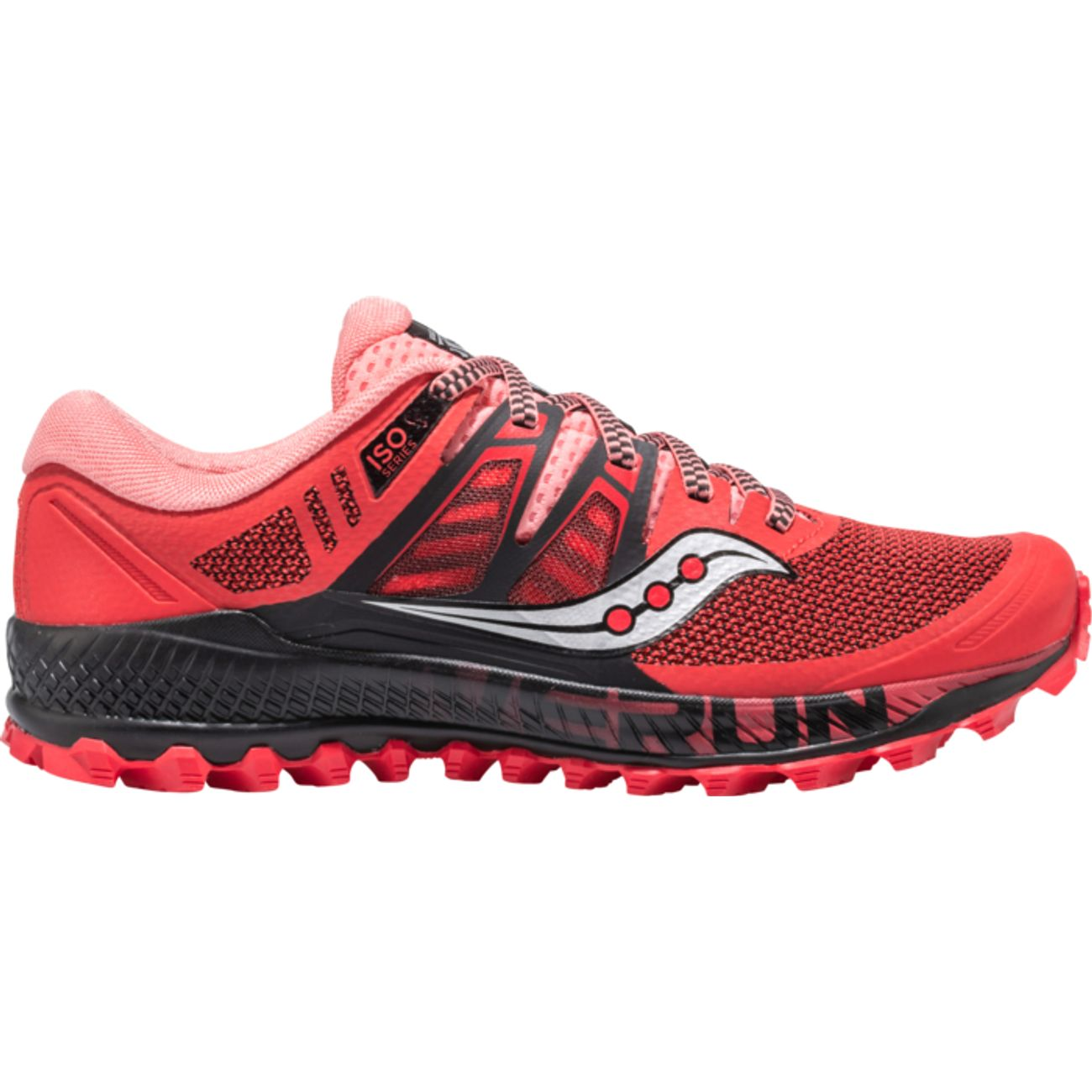 CHAUSSURES BASSES Trail femme SAUCONY PEREGRINE ISO ORANGE 36