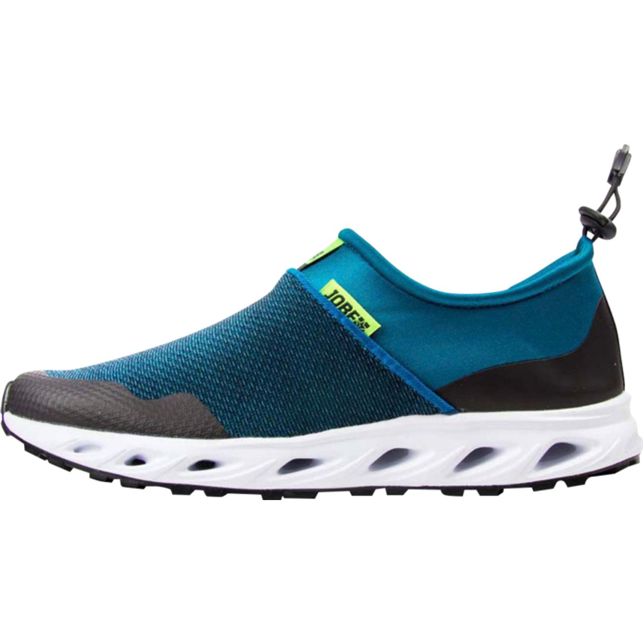 CHAUSSURES BASSES Plage mixte JOBE DISCOVER SLIP-ON TEAL