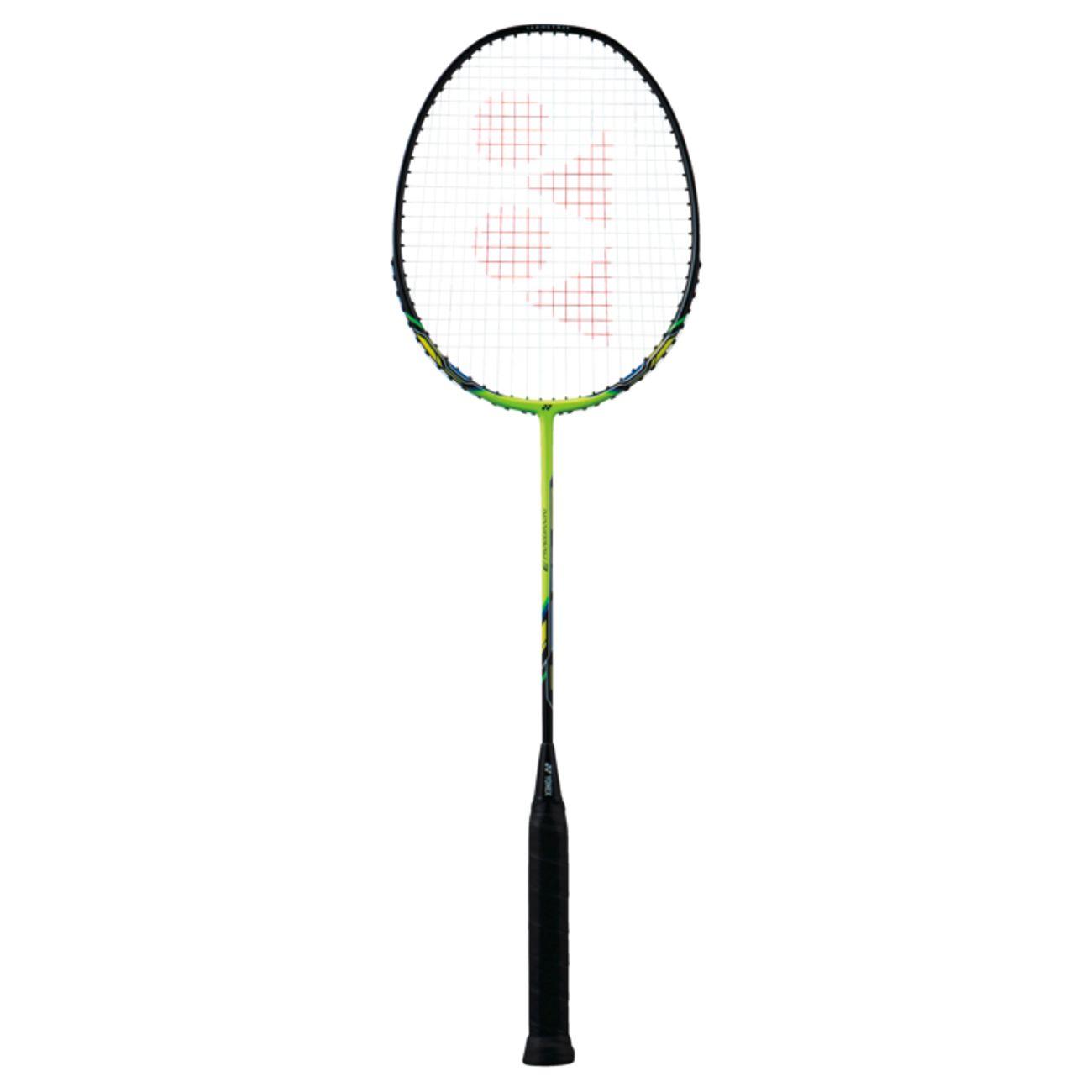 RAQUETTE Badminton mixte YONEX NANORAY-3 LIME, U