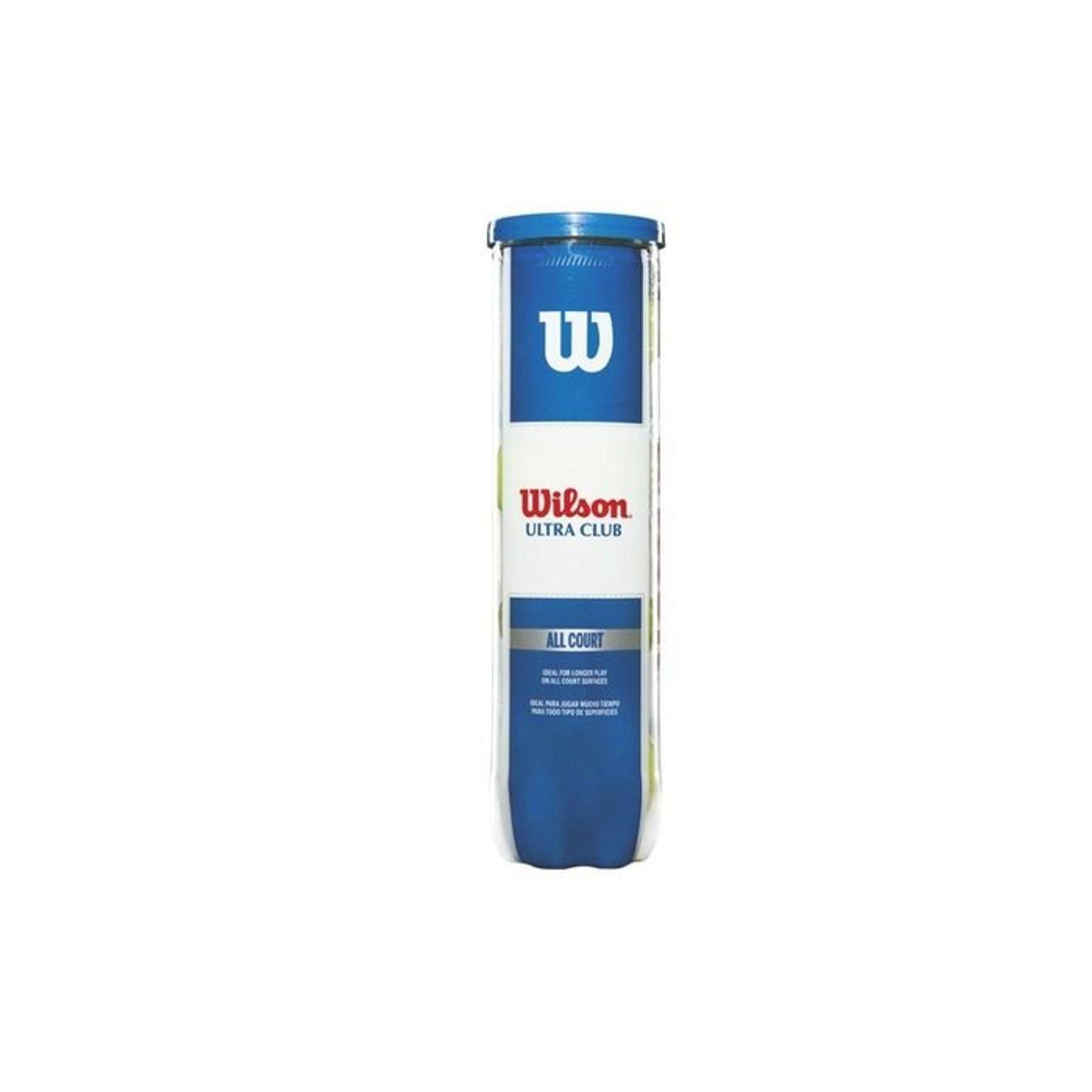 BALLE Tennis  WILSON ULTRA CLUB ALL COURT