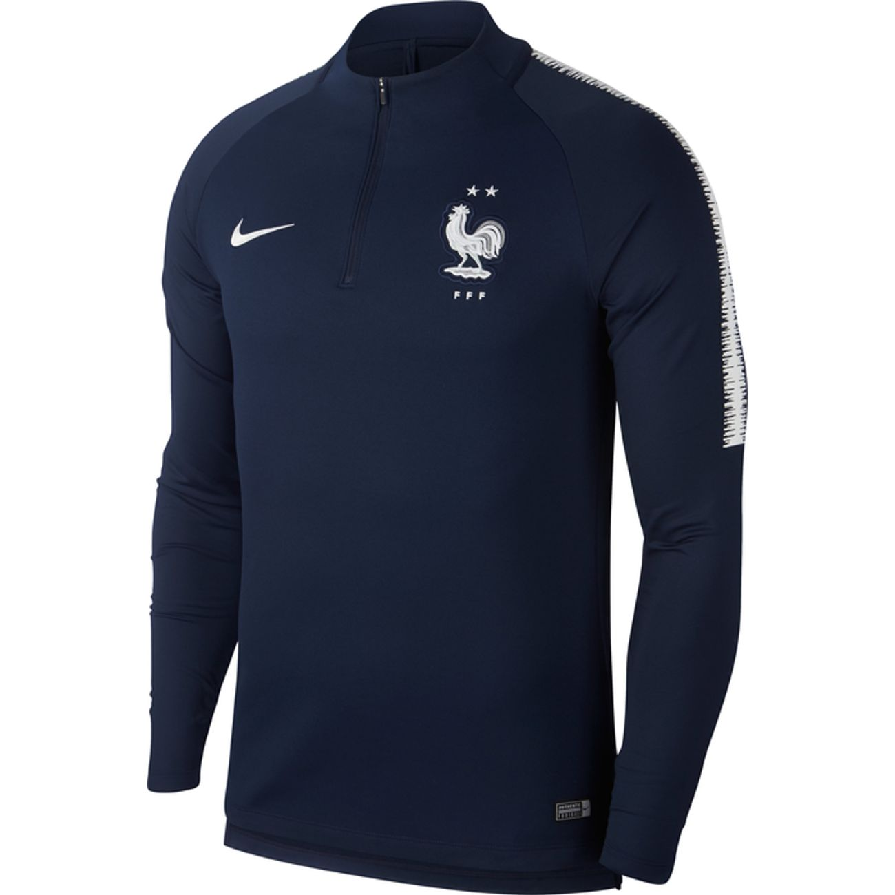 TOP  homme NIKE FFF DRIL TOP 2 ETOILES