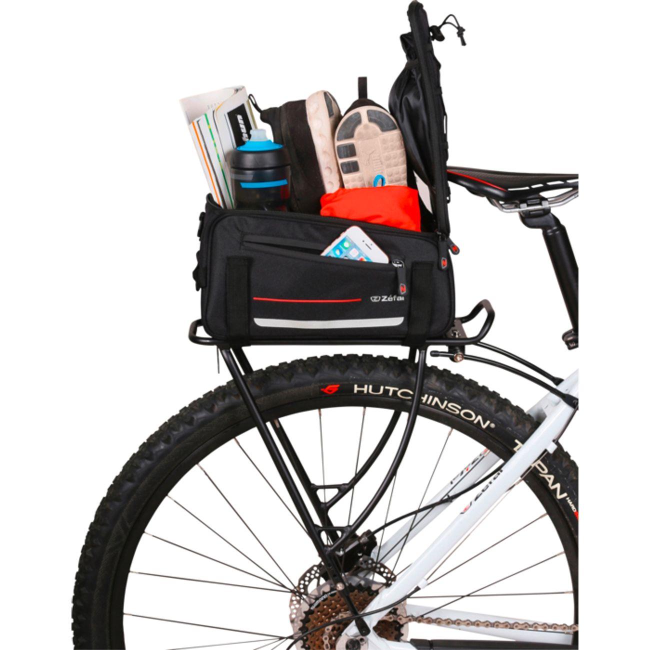 SAC Vélo mixte ZEFAL Z TRAVELER 40