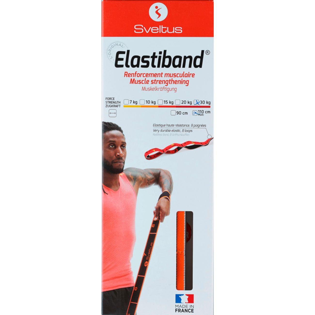 ELASTIQUE Fitness mixte SVELTUS ELASTIBAND