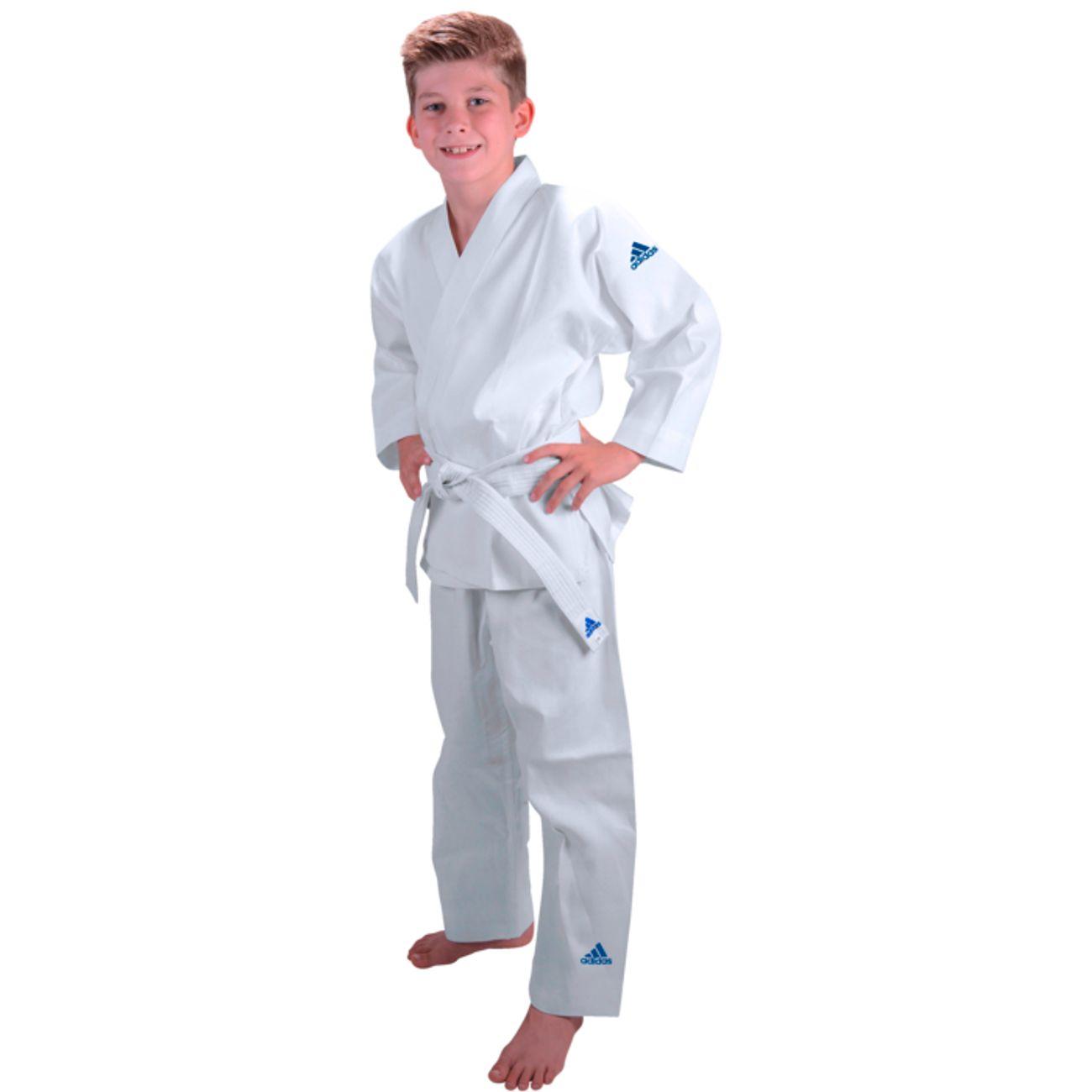 KIMONO Judo enfant ADIDAS INITIATION, 100 CM