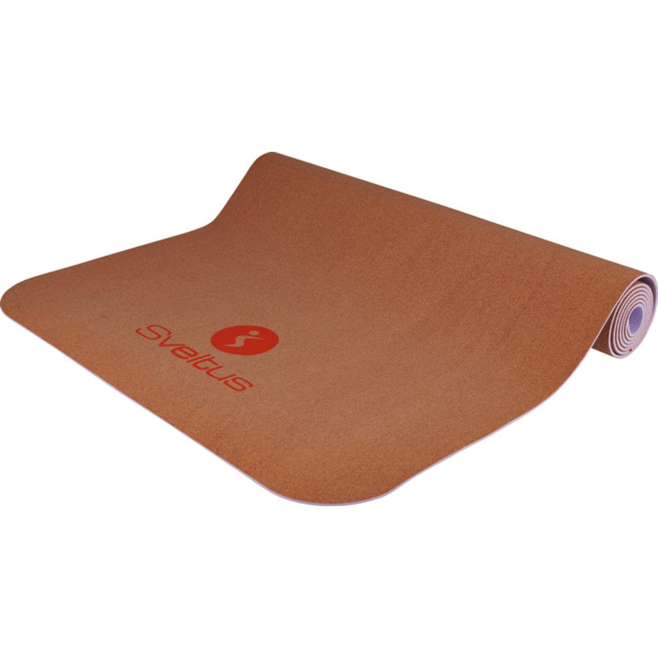 Tapis de yoga Gym mixte SVELTUS YOGA