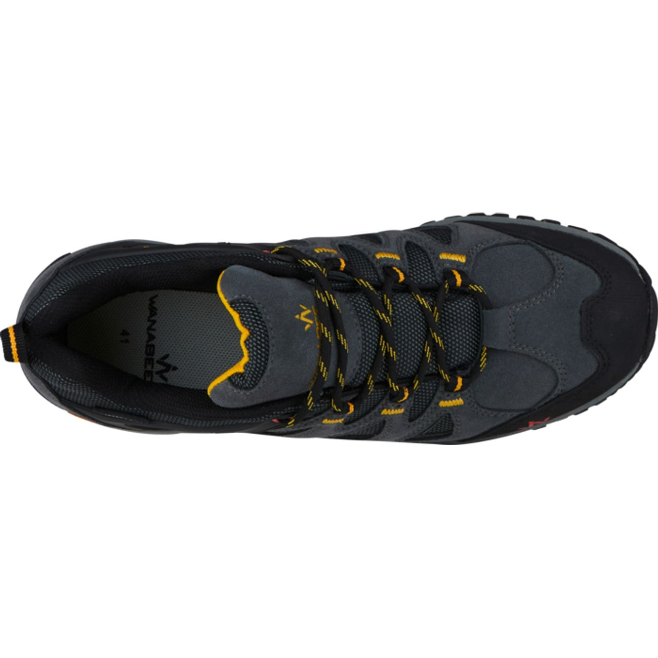 CHAUSSURES BASSES Randonnée homme WANABEE HIKE 400 2 LOW WP