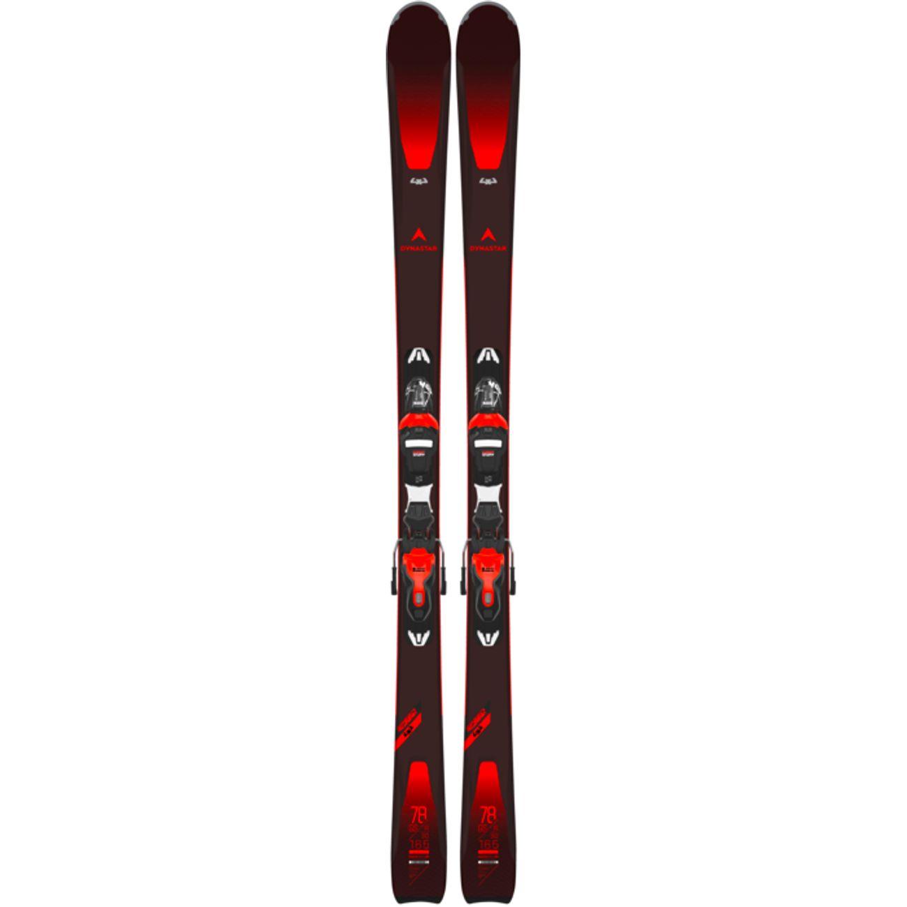 SKIS Ski adulte DYNASTAR SPEEDZONE 4X4 78 XPRESS 11 GW B83 R