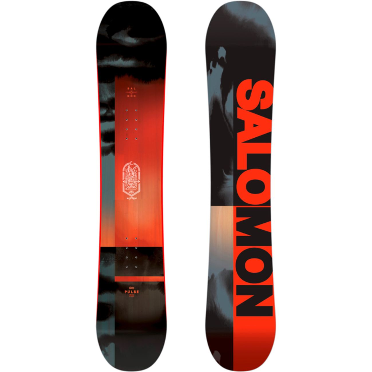 SKIS Snowboard mixte SALOMON PULSE+PACT