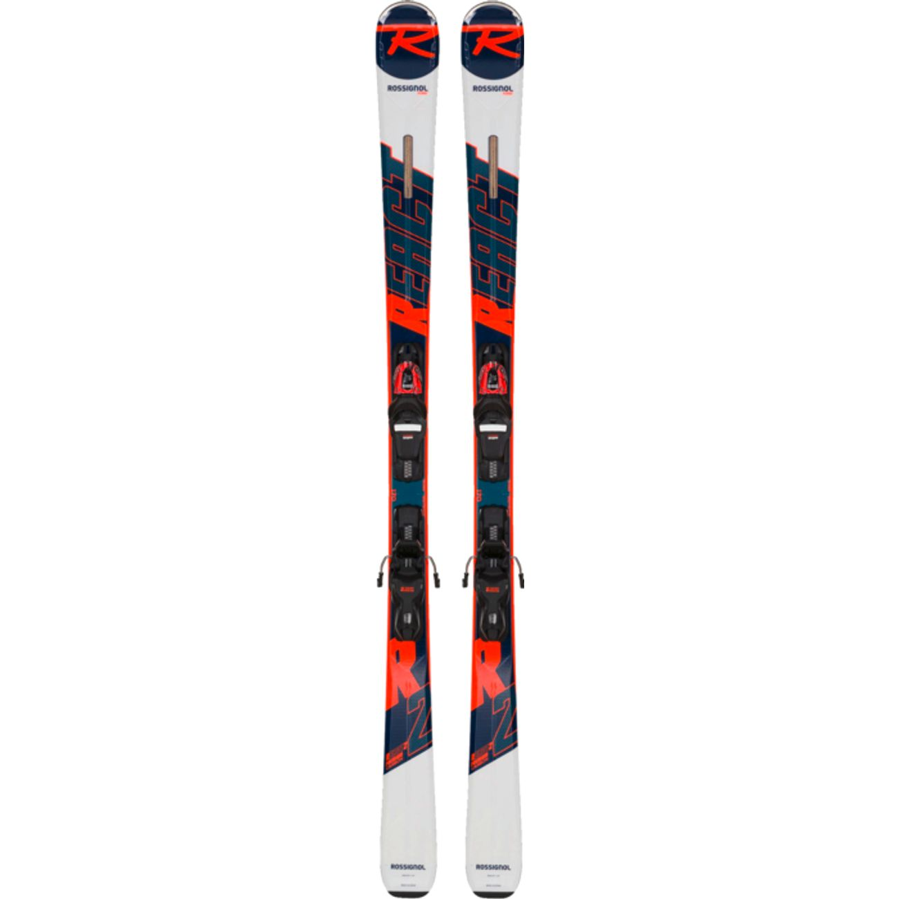 SKIS Ski adulte ROSSIGNOL REACT R2 XPRESS 10 B83