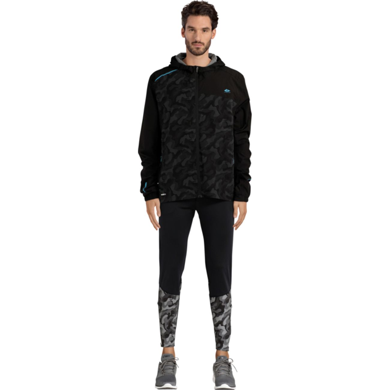 COUPE-VENT running homme ATHLITECH KARY 300 CPP REFLECT