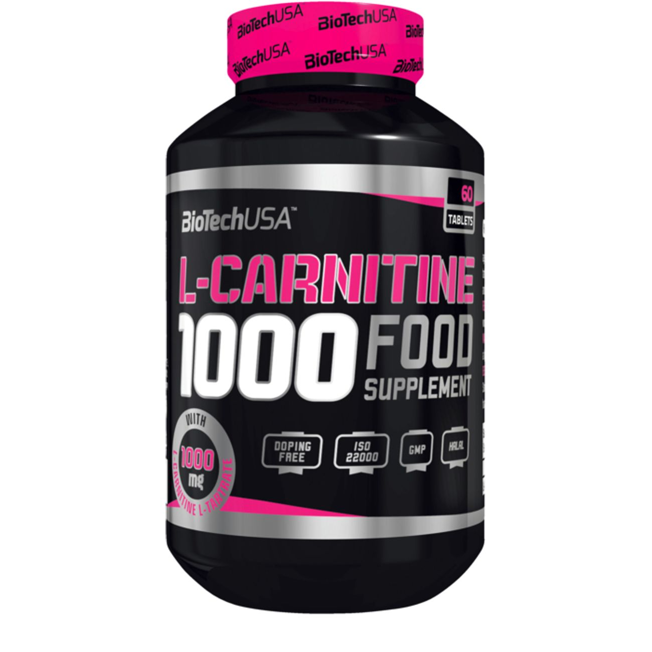 BIO TECH USA L-CARNITINE 1000 60 COMP