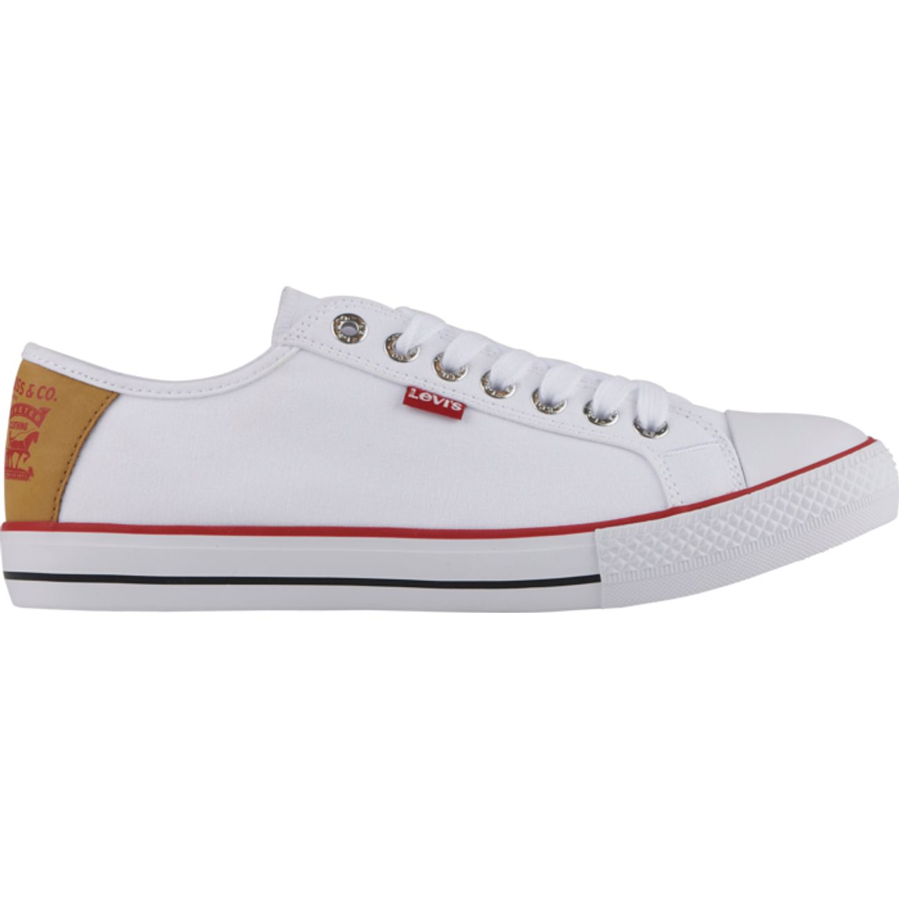 CHAUSSURES BASSES   LEVIS BUCK PATCH