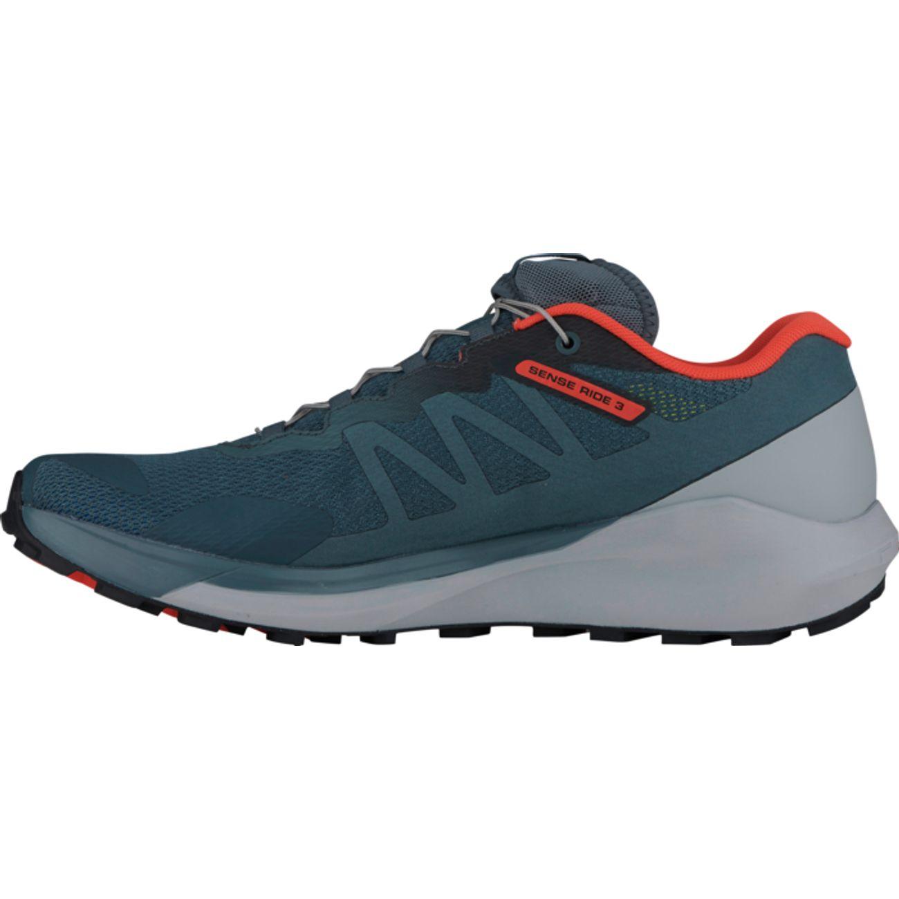 Chaussures Trail Trail homme SALOMON SENSE RIDE 3