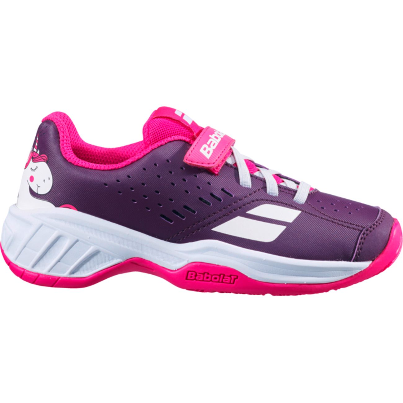 CHAUSSURES BASSES Tennis fille BABOLAT PULSION