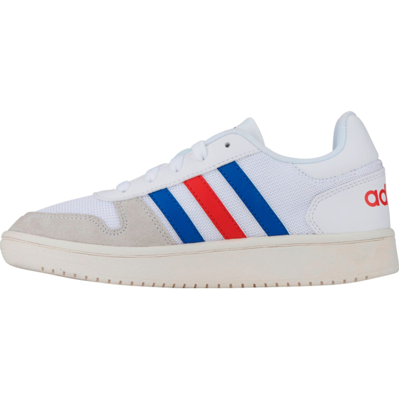 CHAUSSURES BASSES Loisirs enfant ADIDAS HOOPS 2.0 CMF C