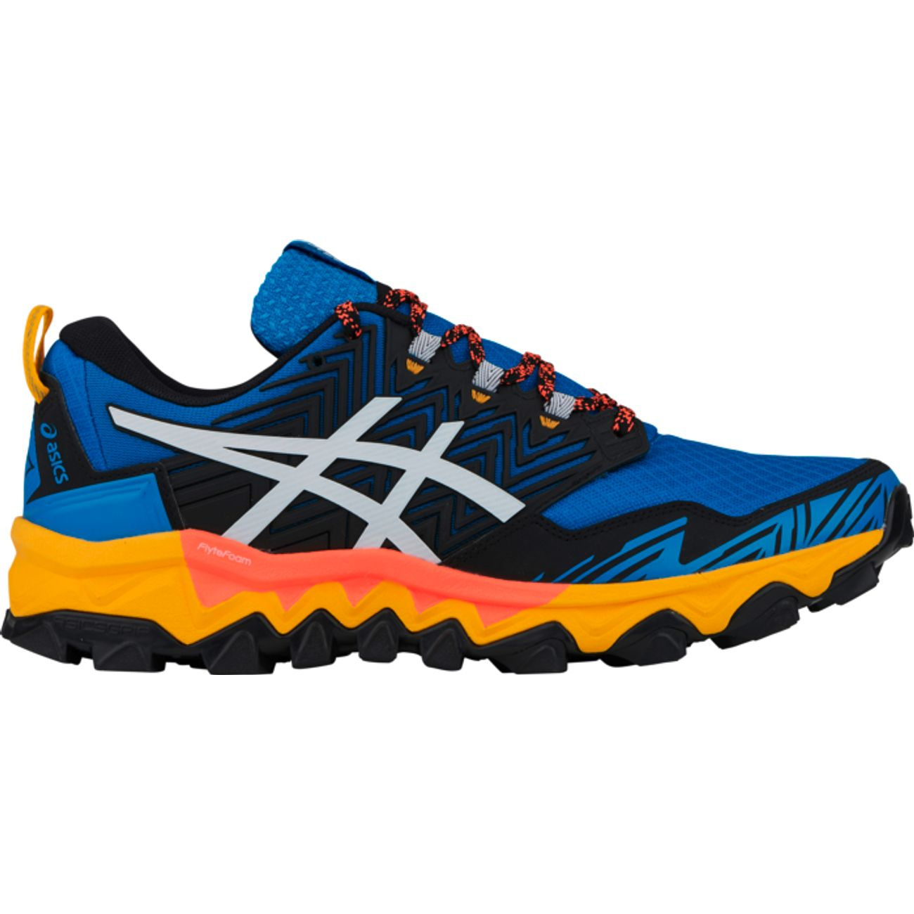 CHAUSSURES BASSES running homme ASICS GEL-FujiTrabuco 8