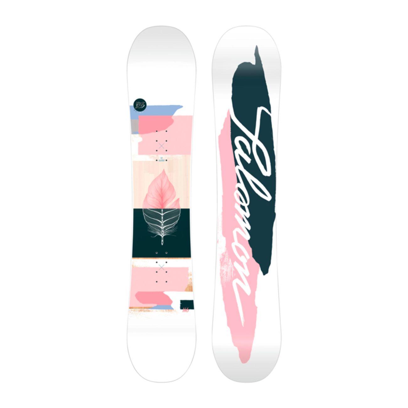 SKIS Snowboard mixte SALOMON LOTUS+SPELL