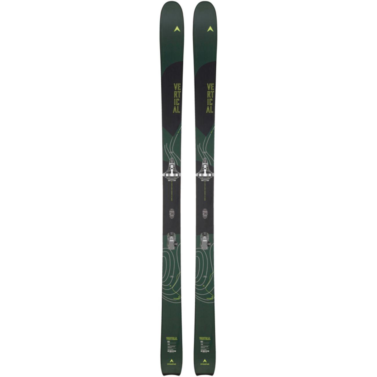 SKIS Ski mixte DYNASTAR VERTICAL  (OPEN) ST 10