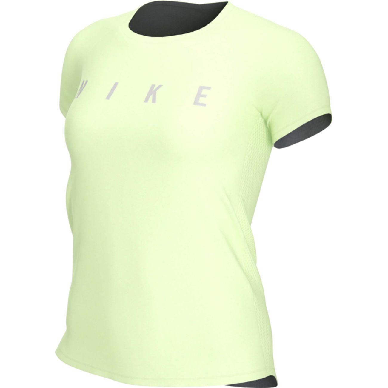 TOP running femme NIKE DVN MILER SS