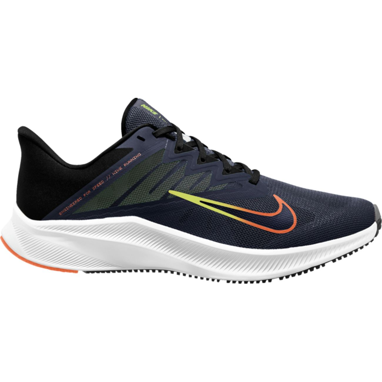 CHAUSSURES BASSES running homme NIKE NIKE QUEST 3