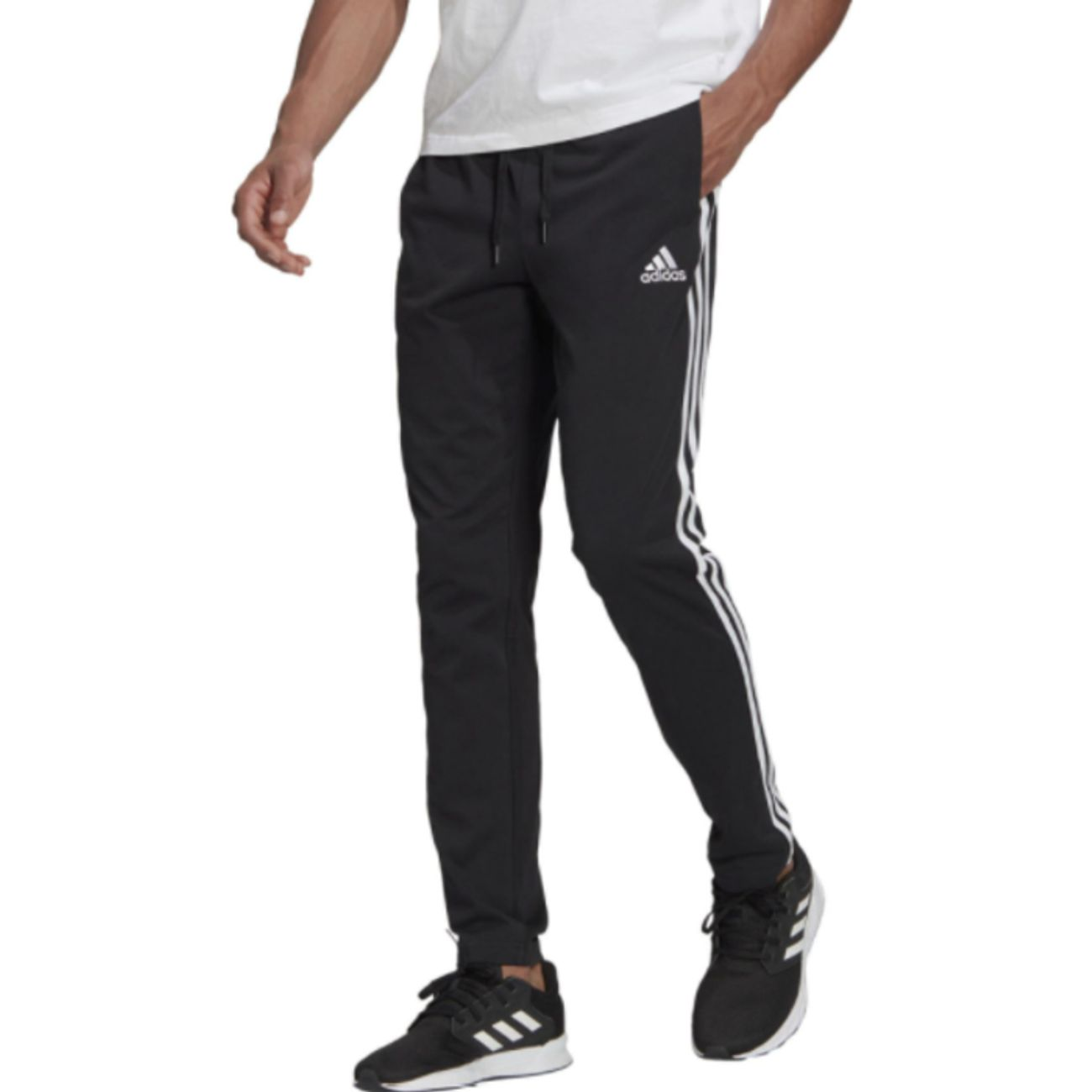Jogging  homme ADIDAS M 3S SJ TO PT