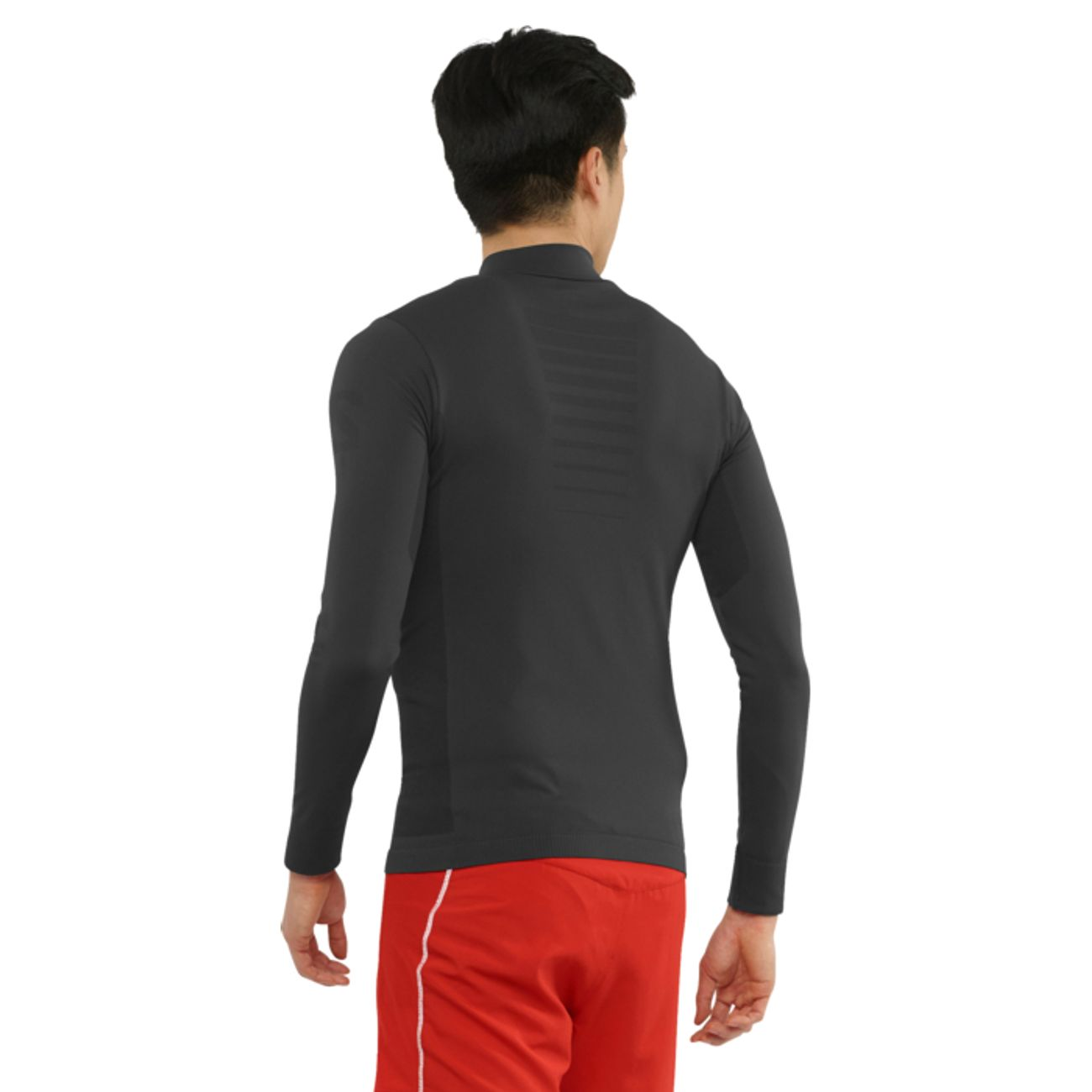 SWEAT SHIRT running homme SALOMON EXPLORE SEAMLESS HALF