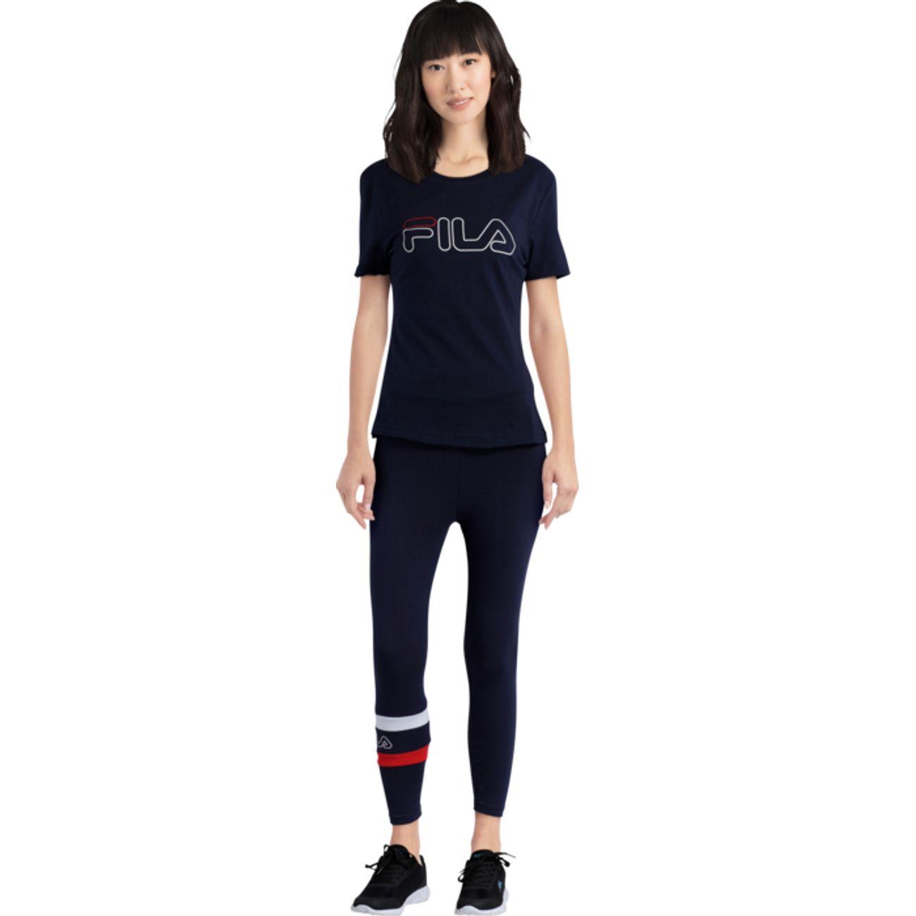 Tee Shirt MC Multisport femme FILA LADAN