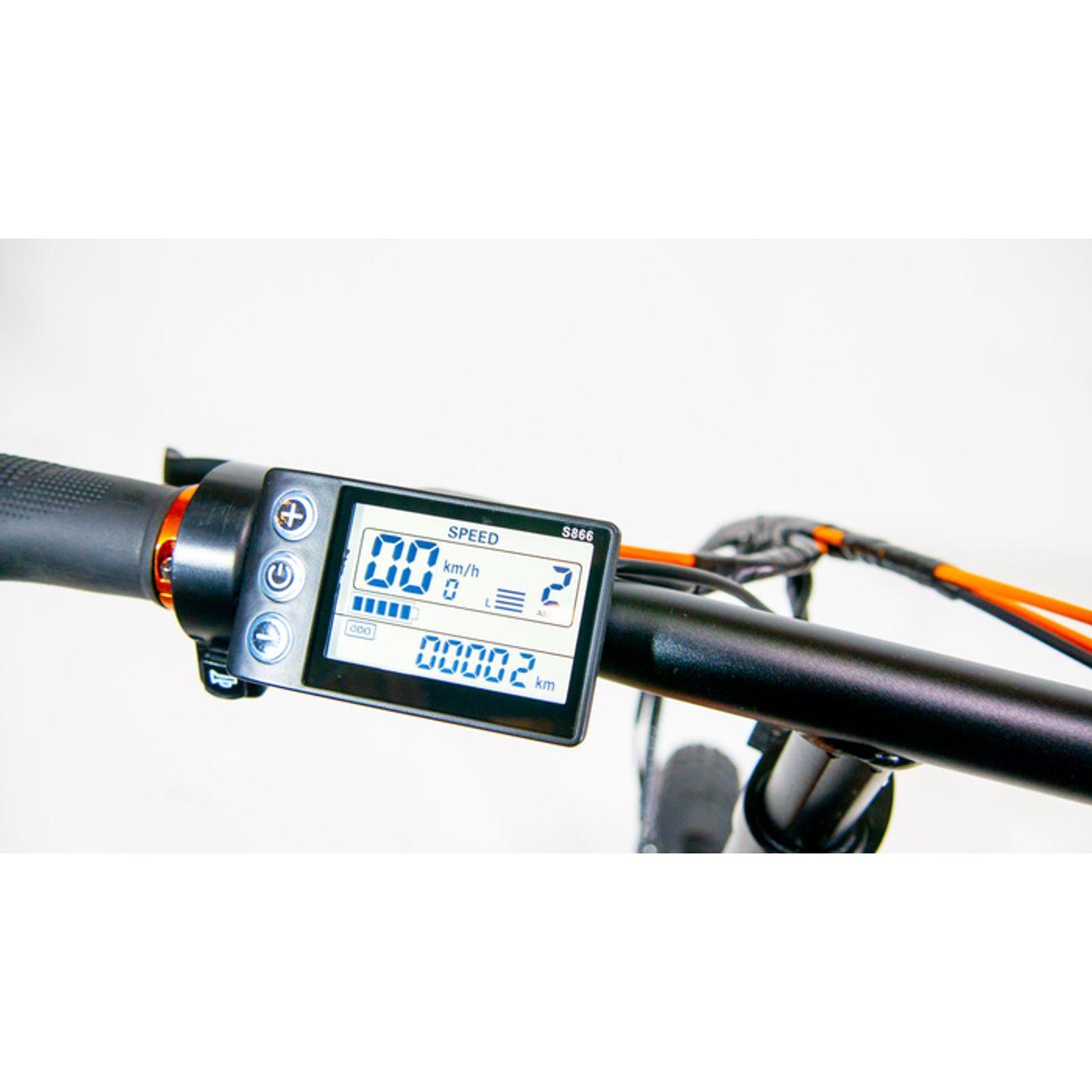 Vélo de ville pliable    E ROAD RS3