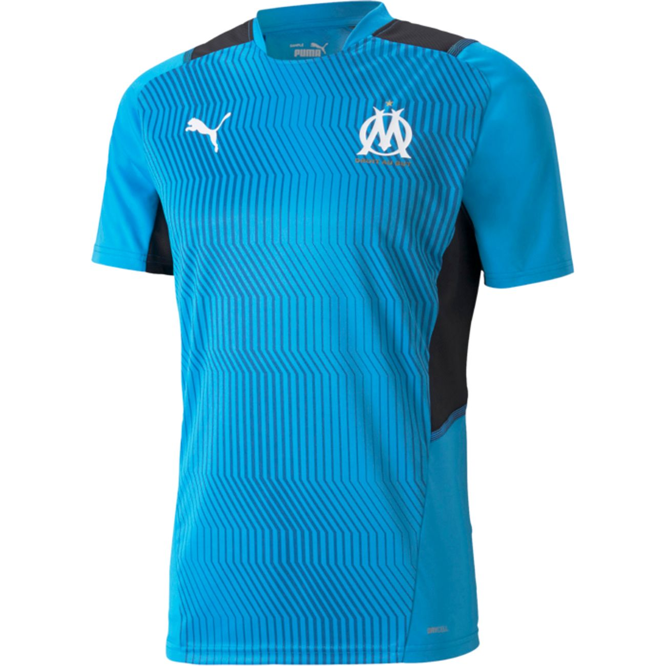 MAILLOT  homme PUMA OM JERSEY 2021-2022