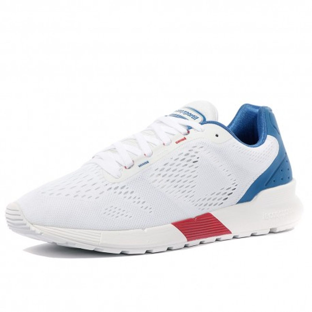 R Mesh Coq Sportif Chaussures Lcs Le Homme Pro Engineered Blanc Swddxtqan