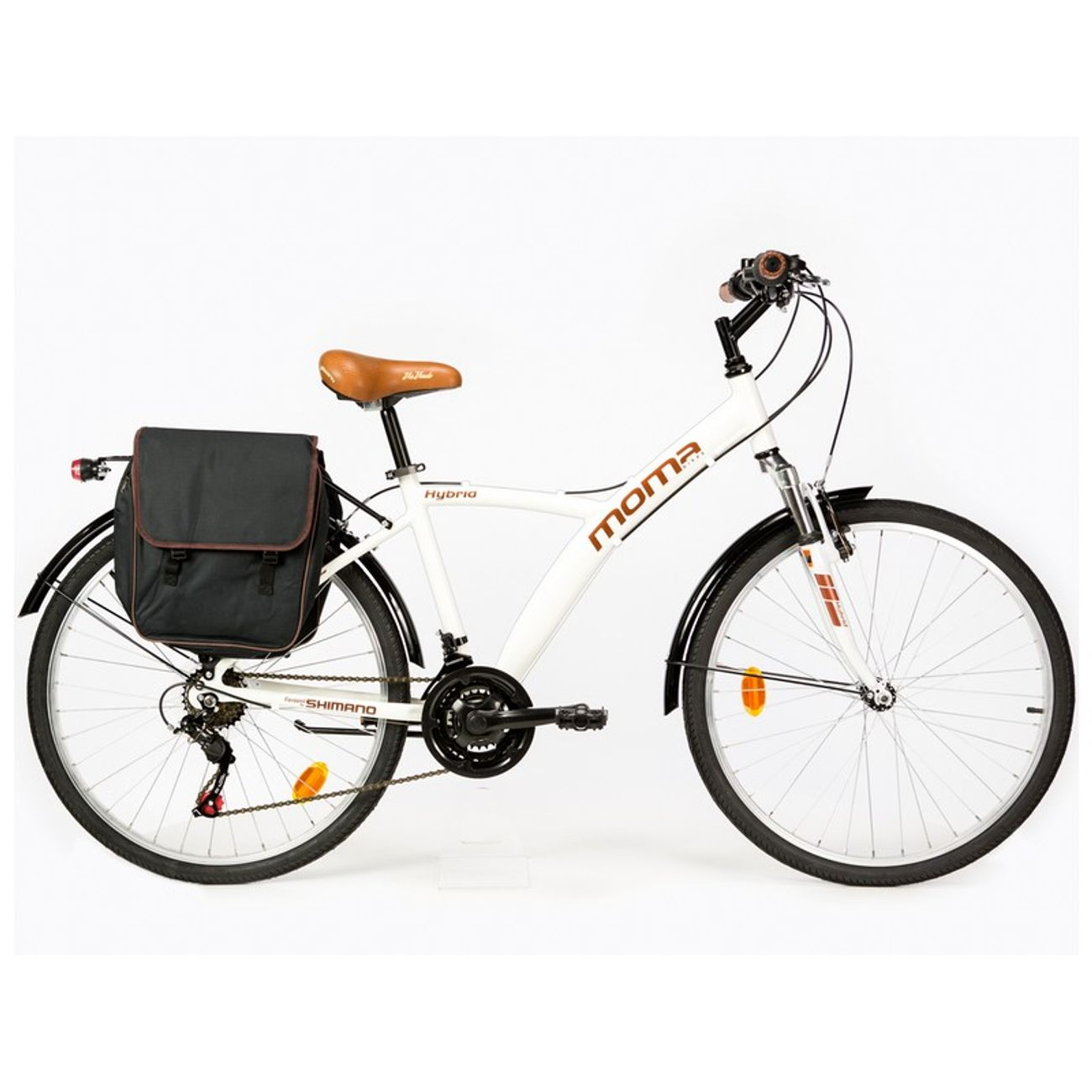 Cycle  MOMABIKES HYBRID 28
