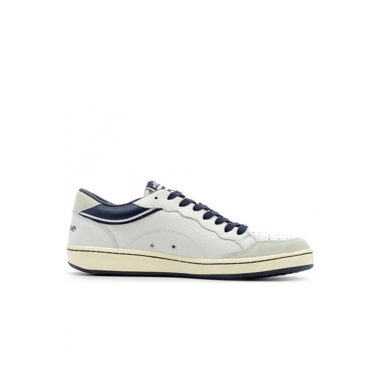 homme ELLESSE Sneakers cuir logo brodé  -  Ellesse - Homme