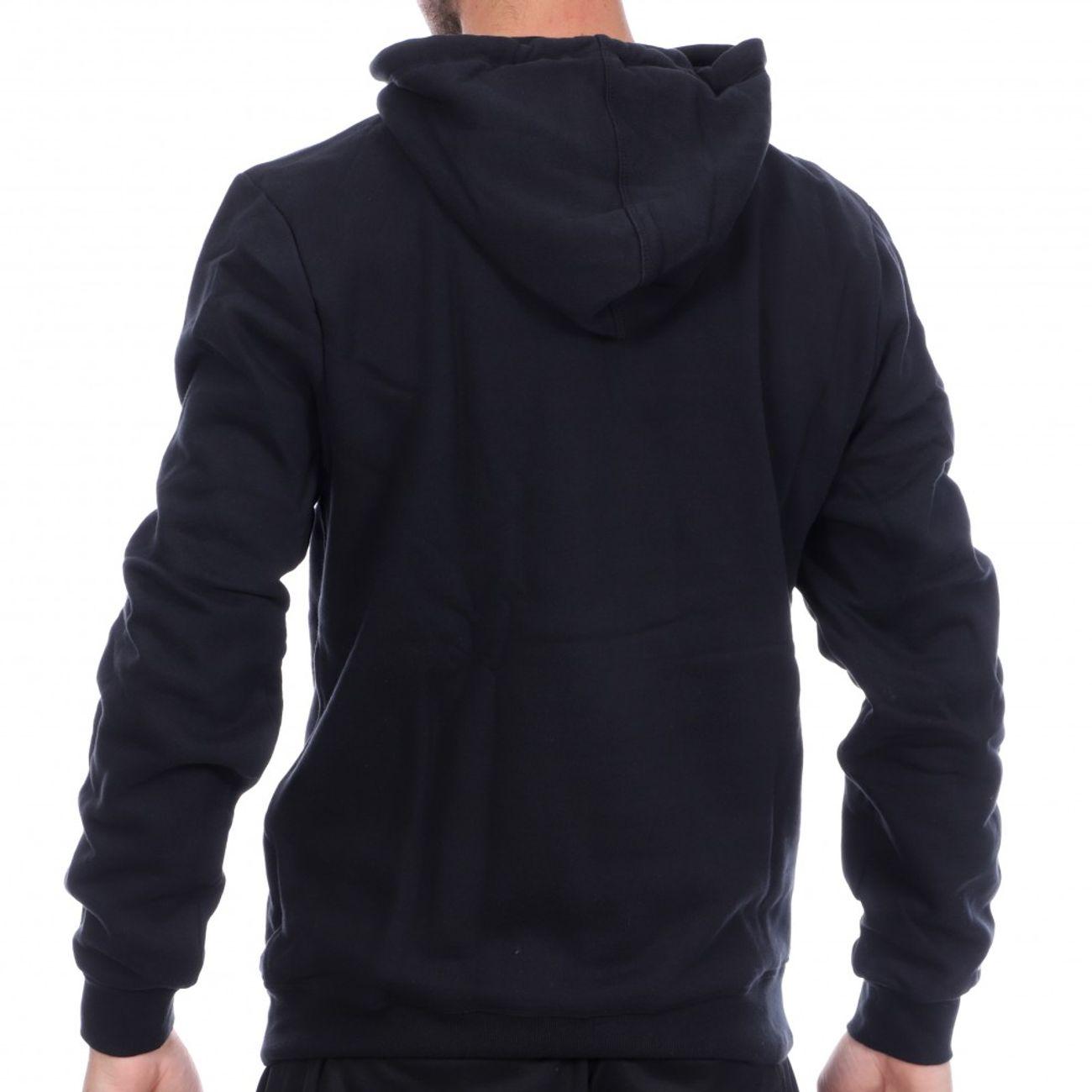 mode homme MITCHELL & NESS Timberwolves Sweat à capuche noir homme Mitchell & Ness Team Logo