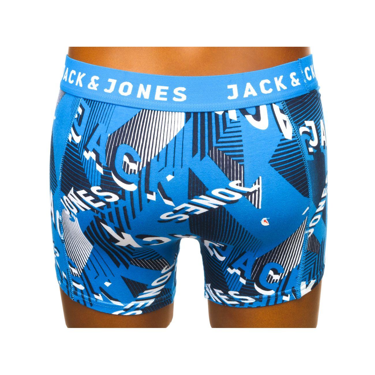 ModeLifestyle And Trunks Jones Jack Logo Boxer Jne Homme TK1lJF5uc3