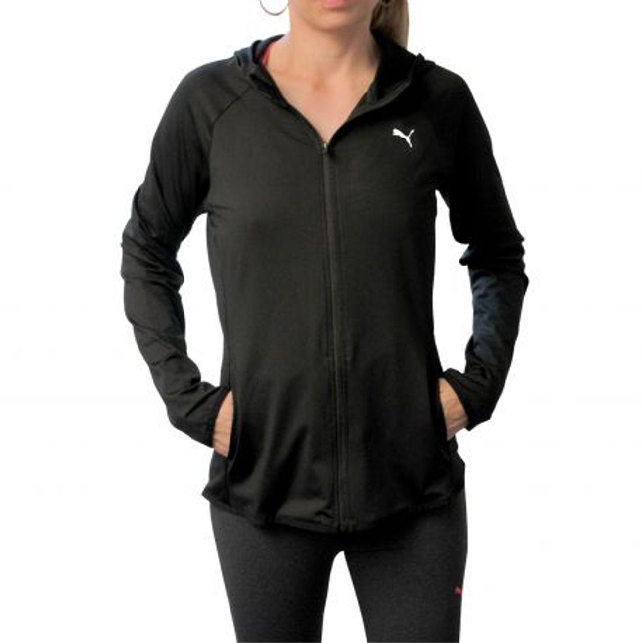 veste de surv tement femme puma achat et prix pas cher go sport. Black Bedroom Furniture Sets. Home Design Ideas