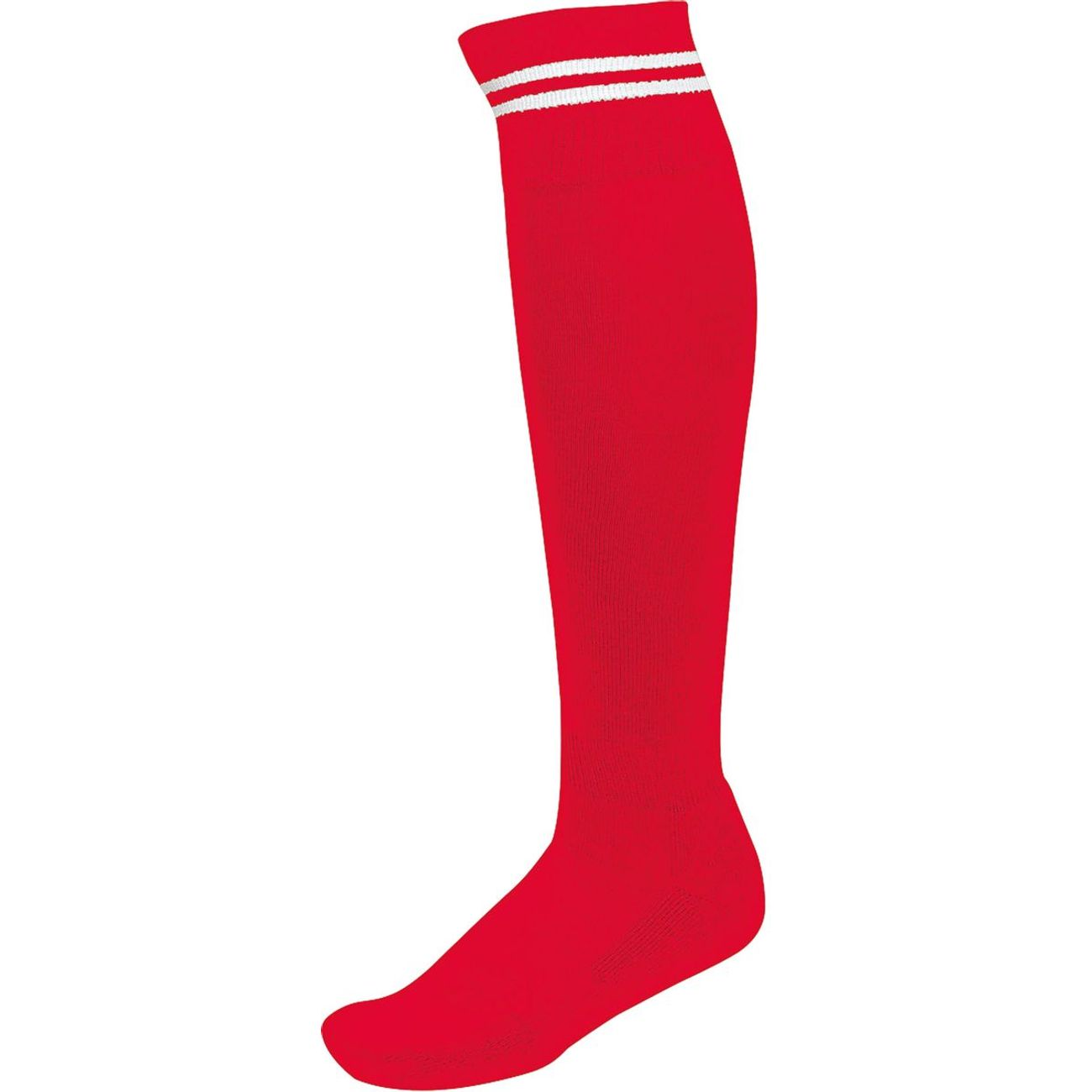 Proact Chaussettes Rayure Football Homme Rouge Blanche SportPa015 OuPTikwXZ