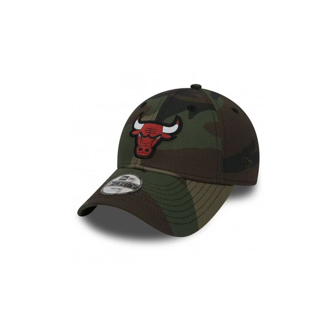Mode- Lifestyle enfant NEW ERA Casquette Chicago Bulls CHARACTER 9FORTY