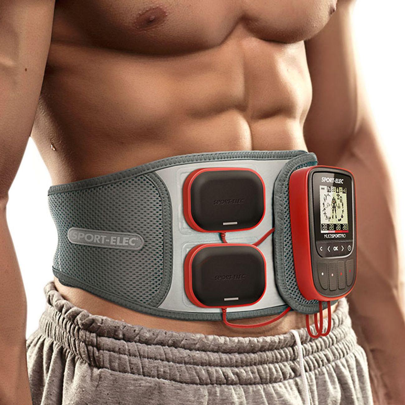 ... Electrostimulation Musculation SPORT ELEC Multisport pro pack ceinture  abdo Sport-Elec Electrostimulation ... 60807ad2bc3