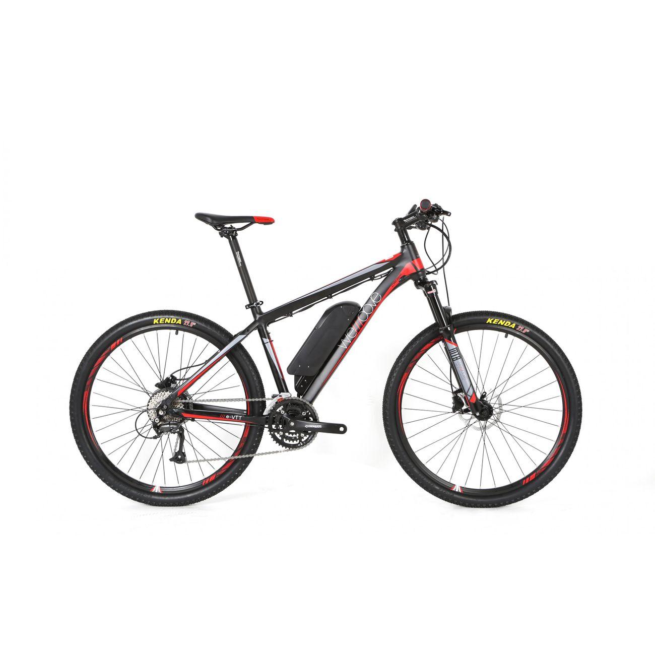 Cycle  WEMOOVE VTT Série 400 à assistance électrique (5 niveaux)