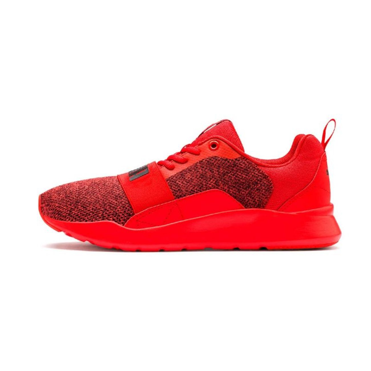 Mode Lifestyle homme PUMA Puma wired rouge