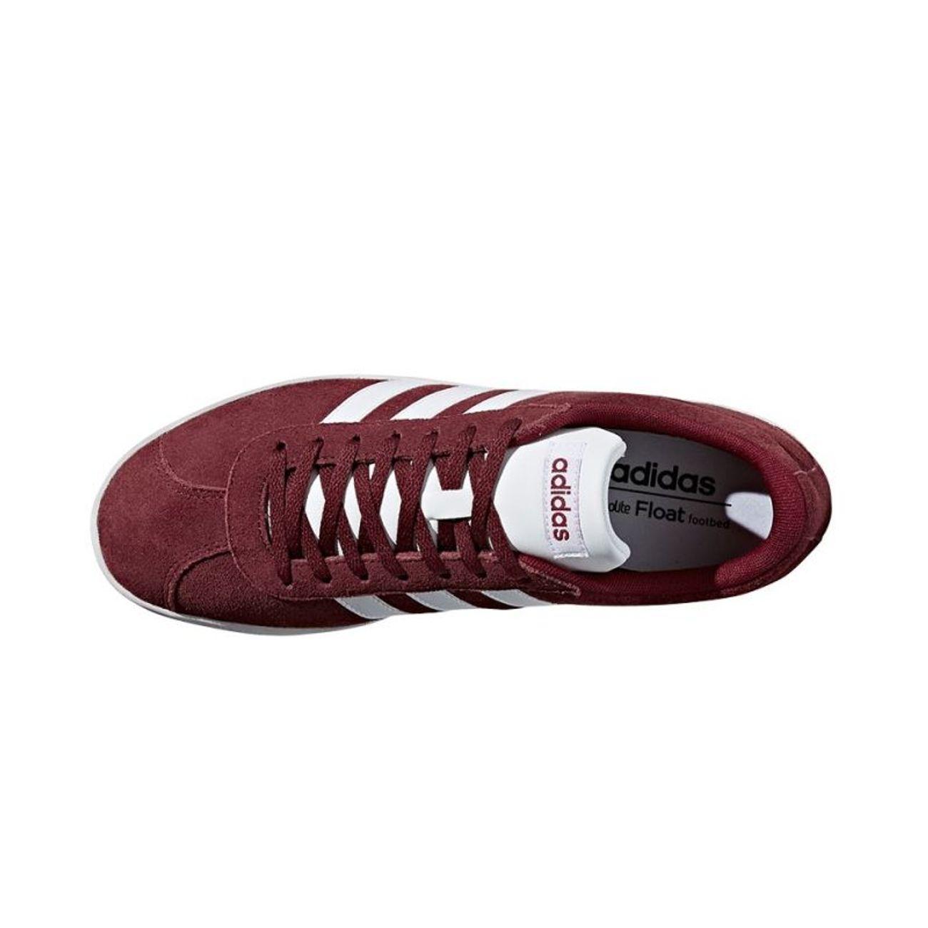 Mode Lifestyle homme ADIDAS NEO Adidas Neo Vl Court 2.0 bordeaux, baskets mode homme