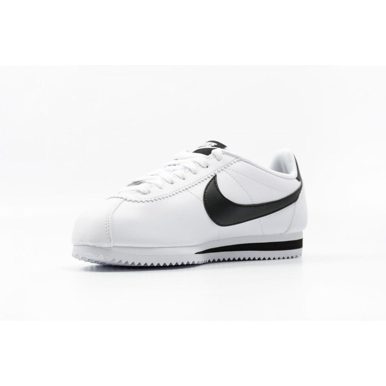 new style 1baf6 7ffb7 Mode- Lifestyle femme NIKE Baskets Nike Nike Classic Cortez Leather -  807471101 ...