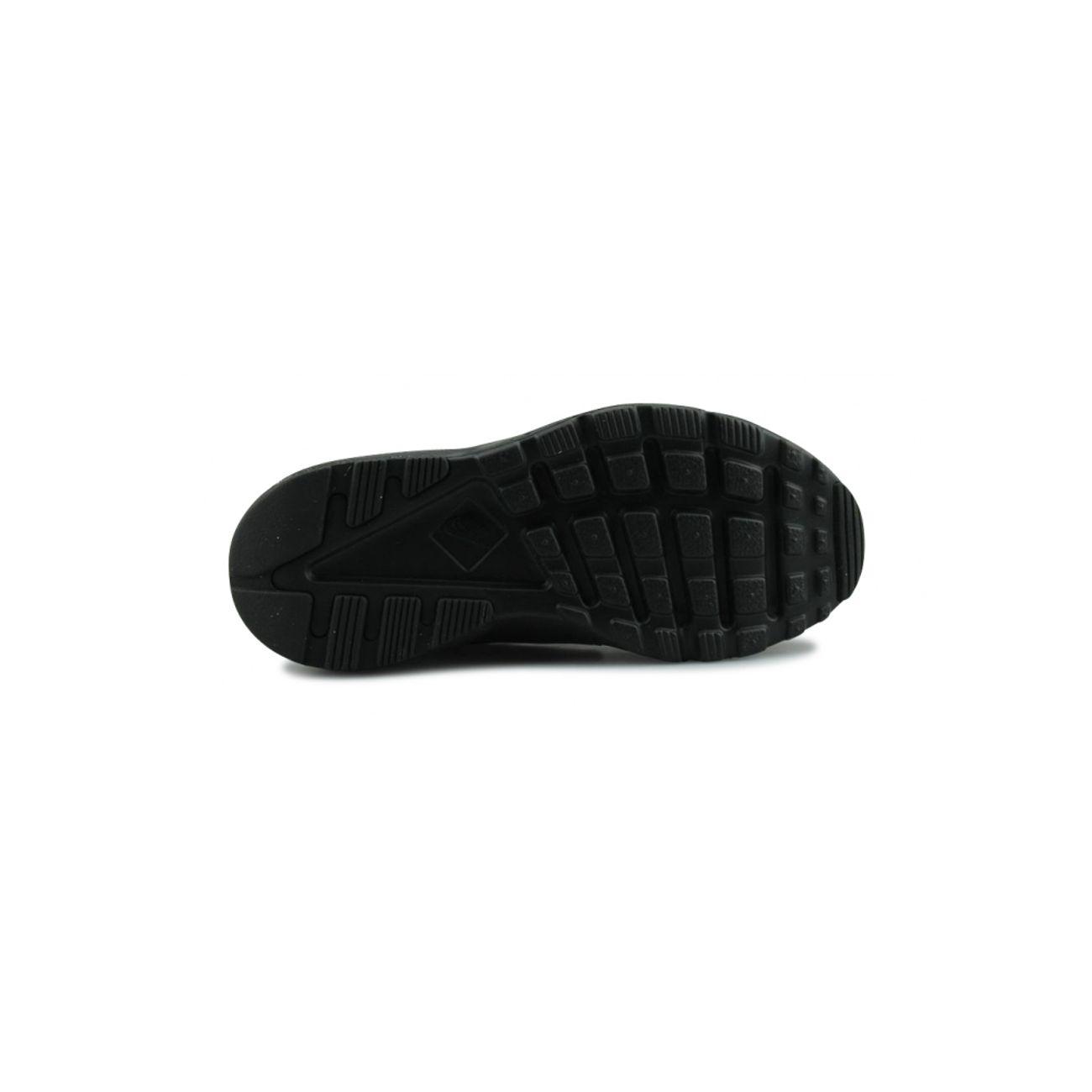 Mode- Lifestyle garçon NIKE Basket Nike Huarache Run Ultra Enfant Noir 859593-004