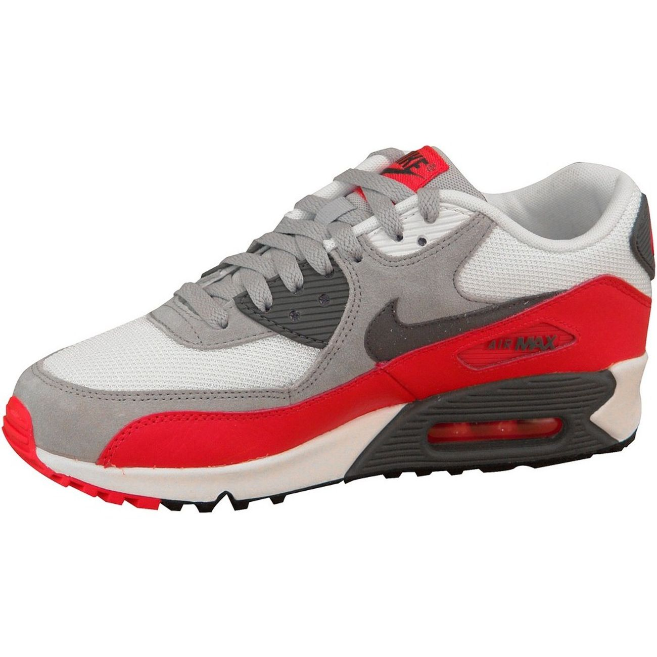 ModeLifestyle rouge 003 Blanc Gs Max Air Nike U Baskets 90 705499 gris Enfant f6ygYvIb7