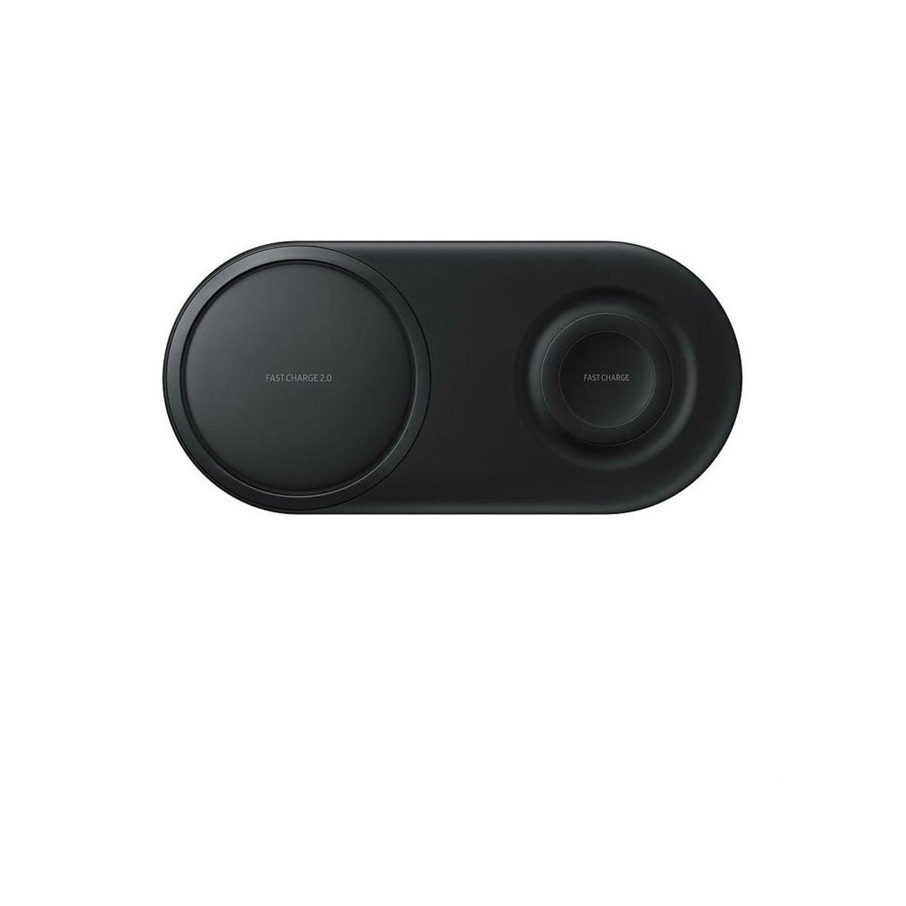 SAMSUNG Chargeur sans fil à induction duo I Samsung
