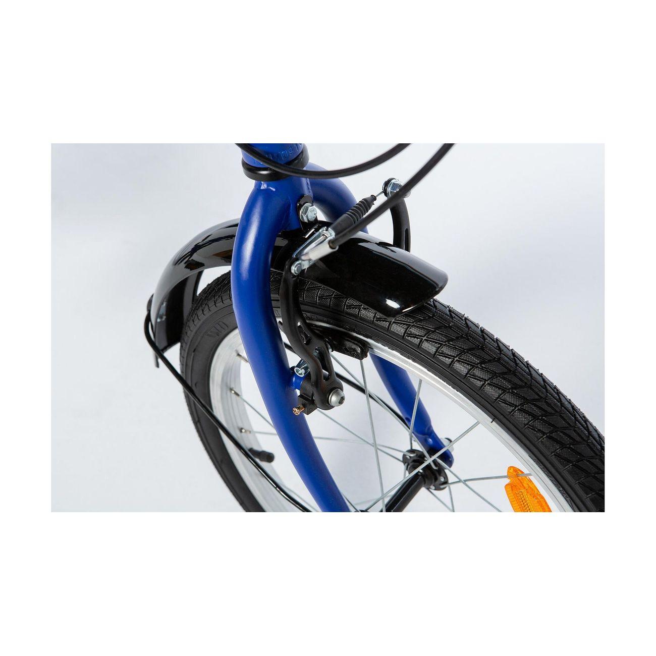 MOMABIKES Vélo de Ville Pliant Compact 18
