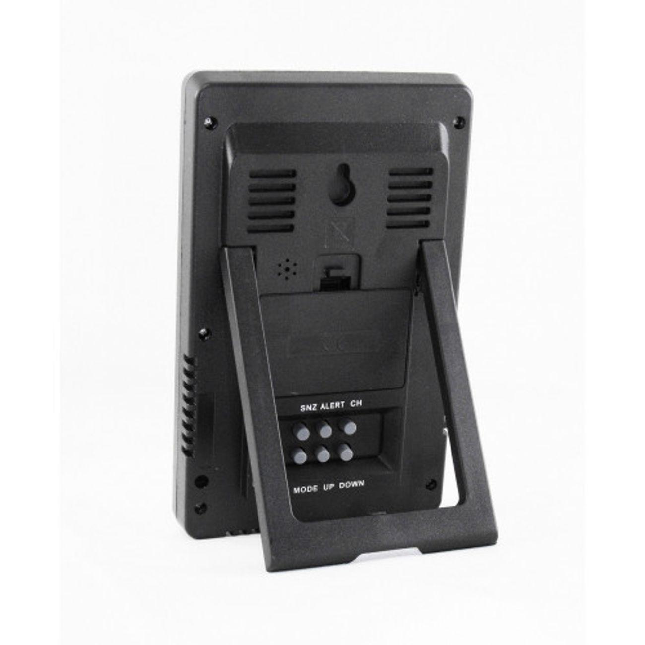 MAGNETICLAND Pluviomètre électronique sans fil INOVALLEY