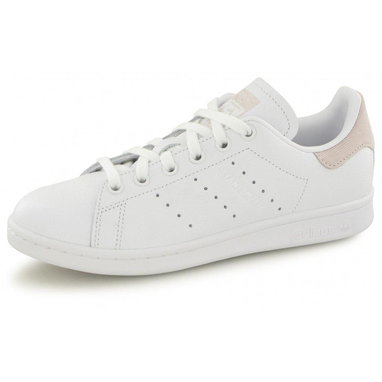 ... Mode- Lifestyle femme ADIDAS Baskets Adidas Stan Smith Blanc Femme ...