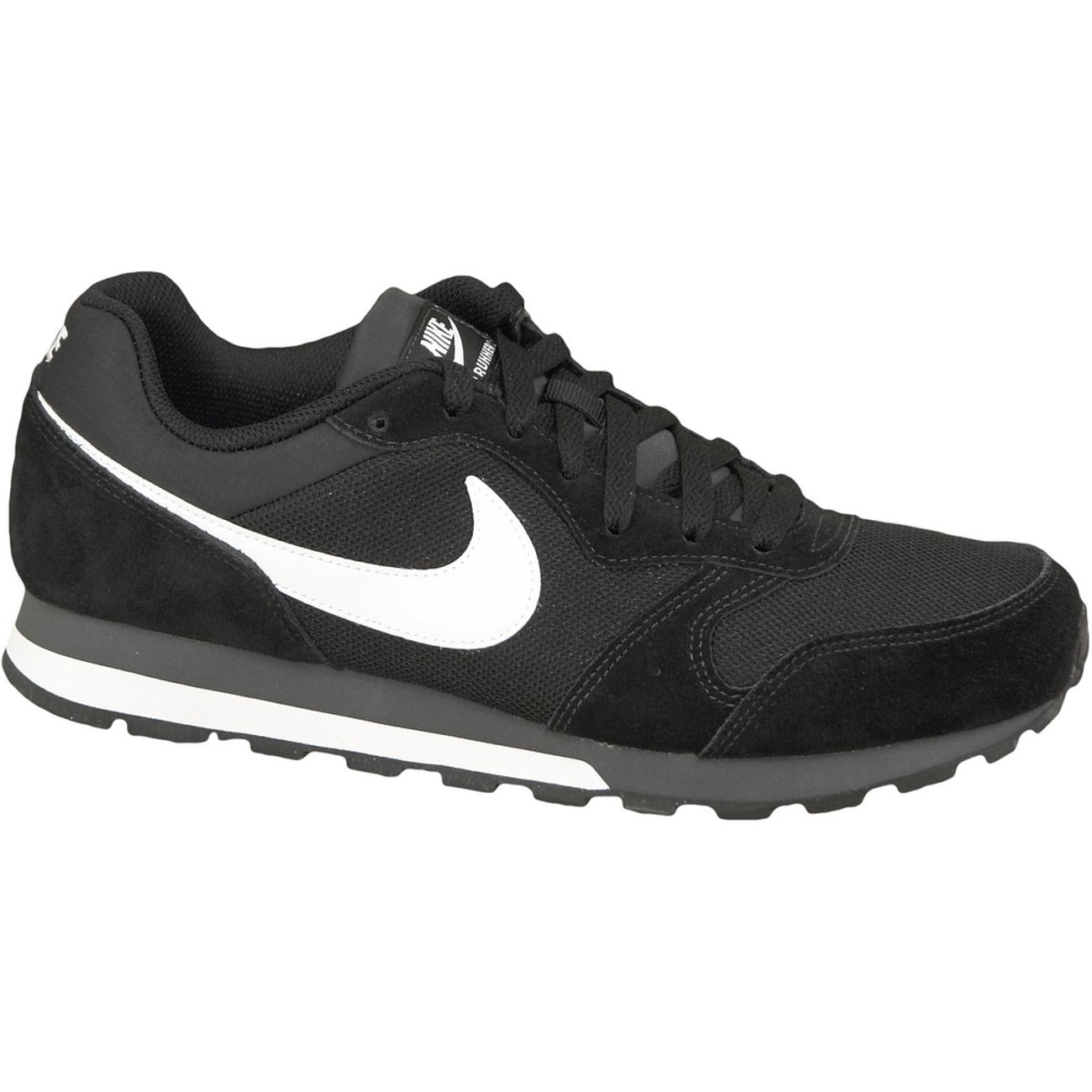 Mode- Lifestyle homme NIKE Nike MD Runner II  749794-010 H Baskets Noir