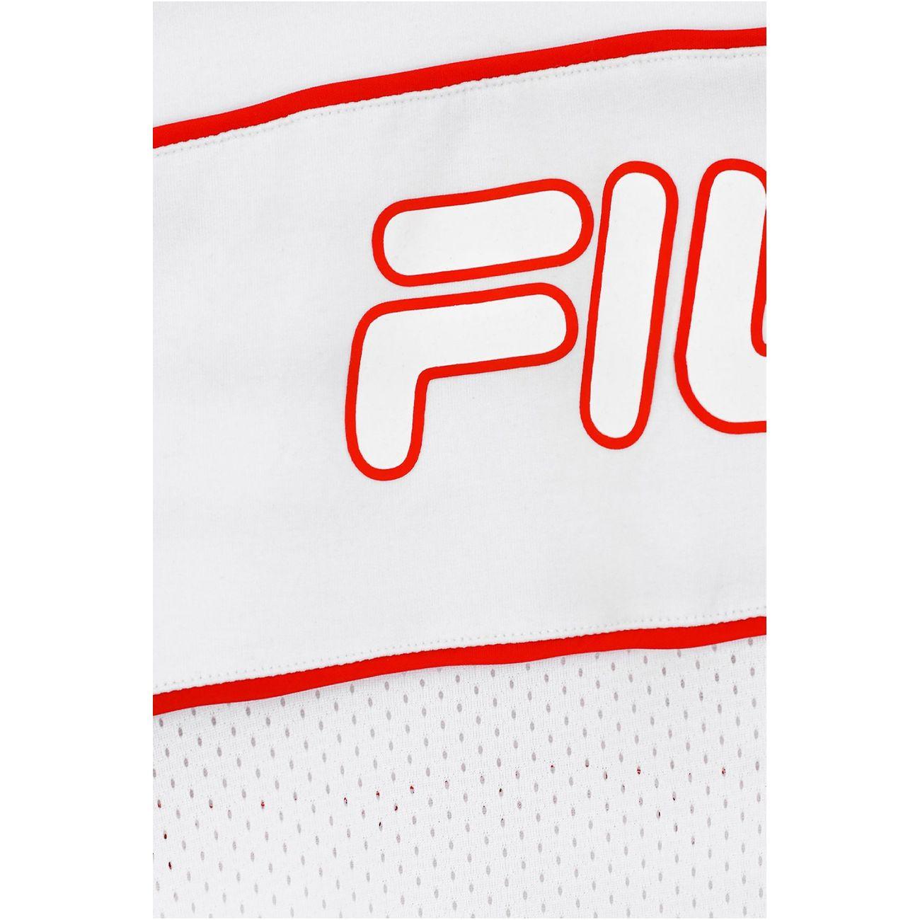 Multisport femme FILA Romy  hooded blanc f